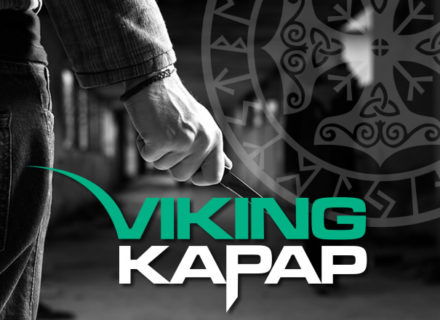 Viking KAPAP self defence rebrand